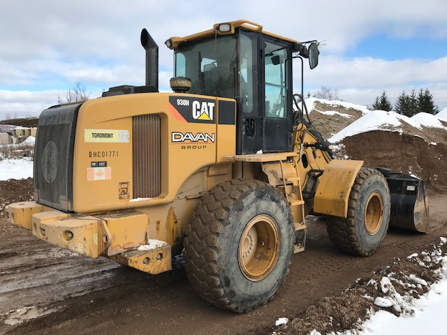 Caterpillar 930H loader package for sale