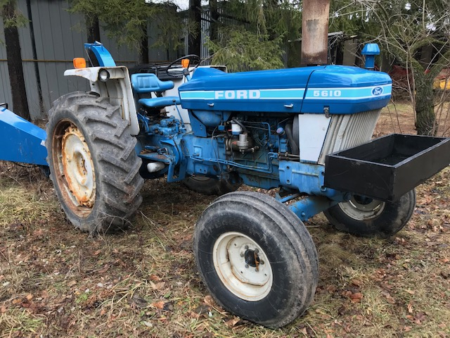 Ford 5610 tractor for sale