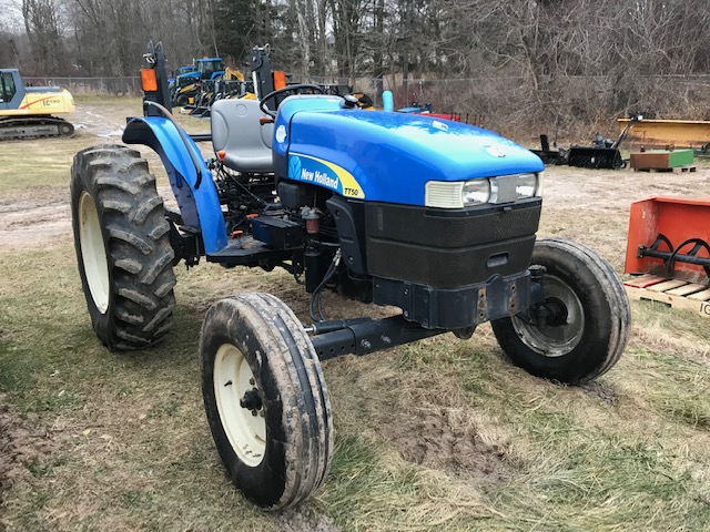 New Holland TT50A tractor for sale