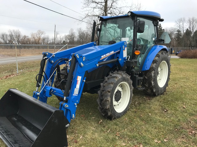 New Holland Workmaster 70 utility tractor