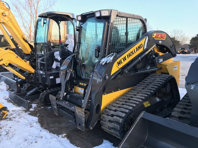New Holland C232 DEMO track loader for sale