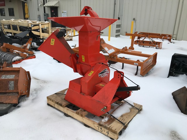 Wallenstein BXM32 chipper shredder for sale