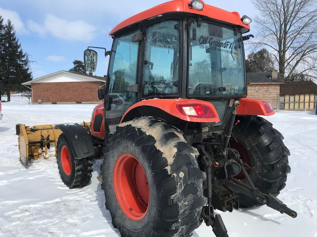 Kioti RX7320 Tractor Loader for sale