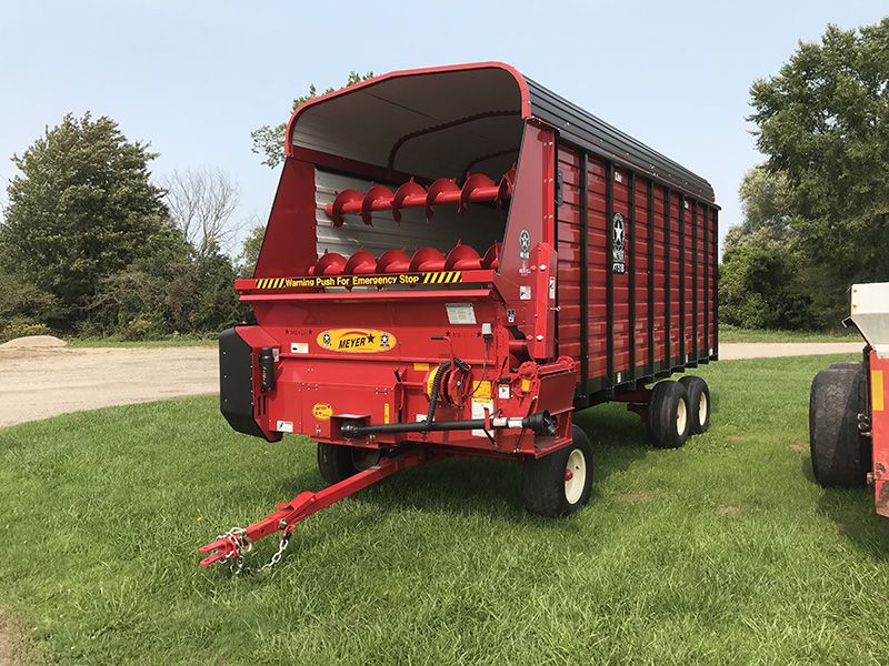 2020 MEYER MANUFACTURING RTH518-C FORAGE BOX