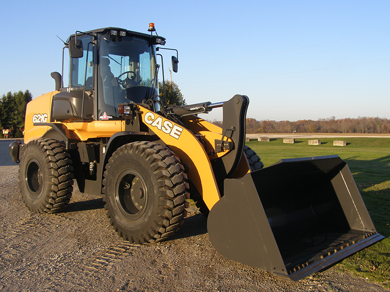 2020 CASE 621G WHEEL LOADER WITH 3.0 CUBIC YARD BUCKET