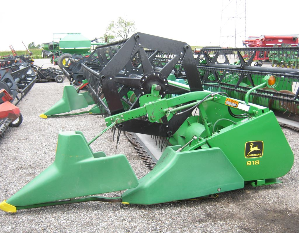 John Deere 918 Flex Head