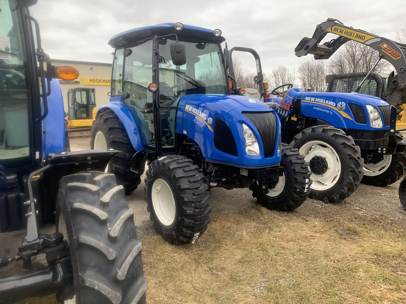 New Holland Boomer 55 Compact Tractor