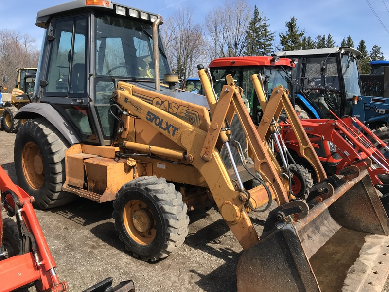 Case 570 LXT Loader for sale