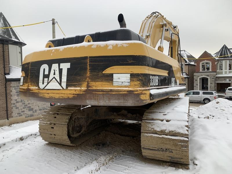 Caterpillar 330B L Excavator