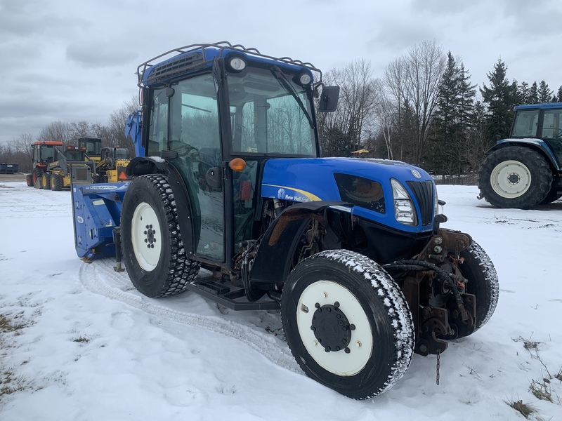 New Holland T4040F Orchard Tractor