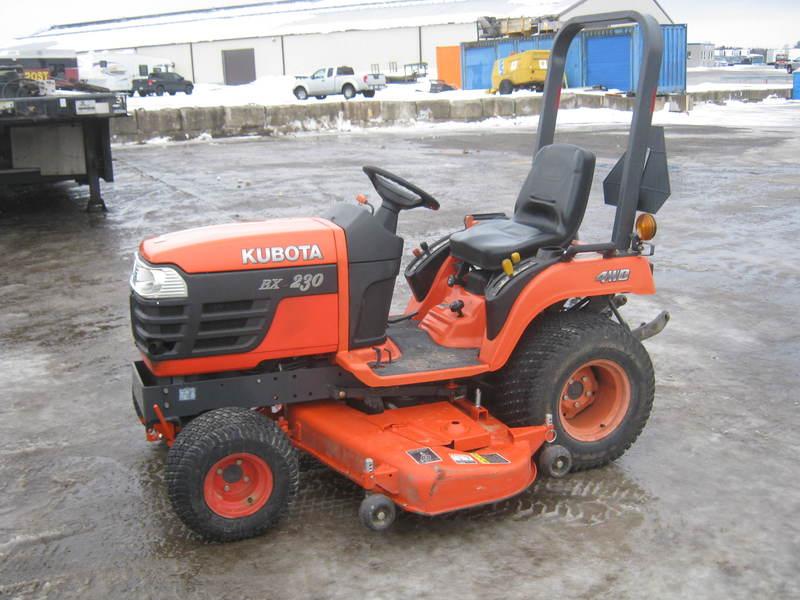 Kubota BX2230 Tractor