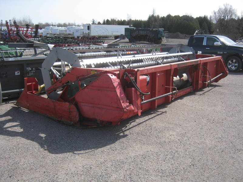 Flex Head  Massey Ferguson 9750 Flex Photo