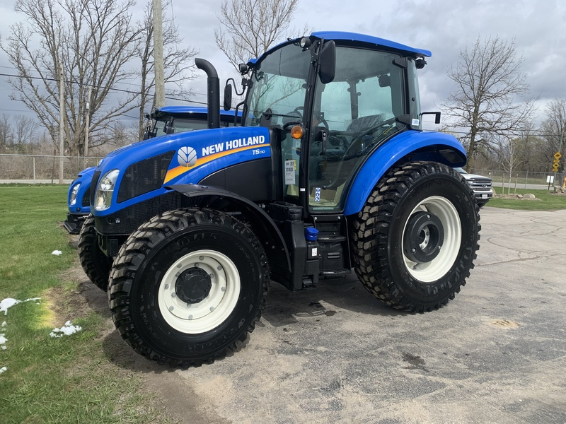 New Holland T5.110 Tractor