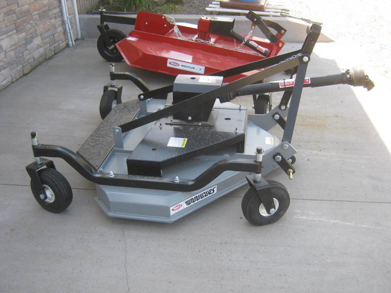 Douglas 6o-RD Finishing Mower