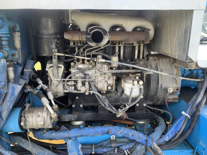 Ginseng Sprayer Machine