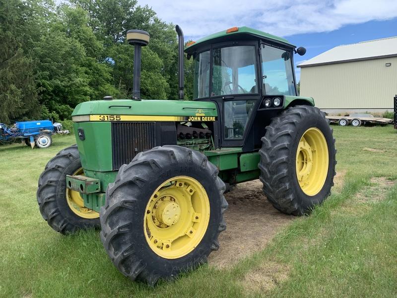 John Deere 3155 Tractor