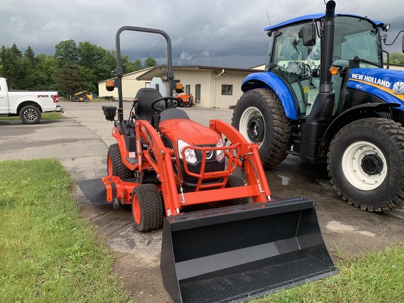 Kioti CS2220S sub compact tractor