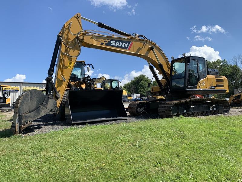 SANY SY265C LC Excavator