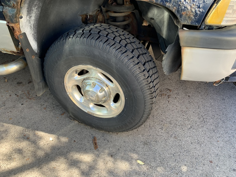 Dodge Ram SLT Plow Truck