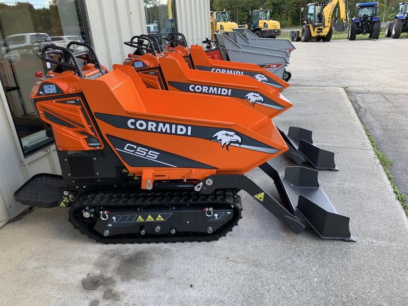 Cormidi Track Dumpers