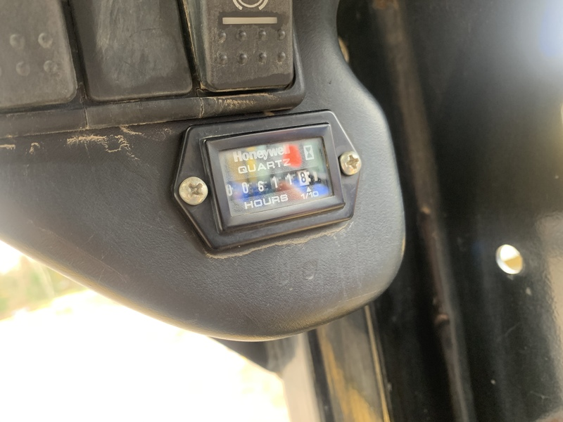 ASV TSV60 skid steer loader - 600 hrs !!