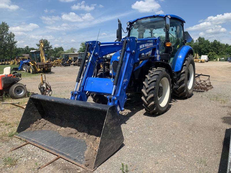 New Holland Powerstar 75 lease takeover