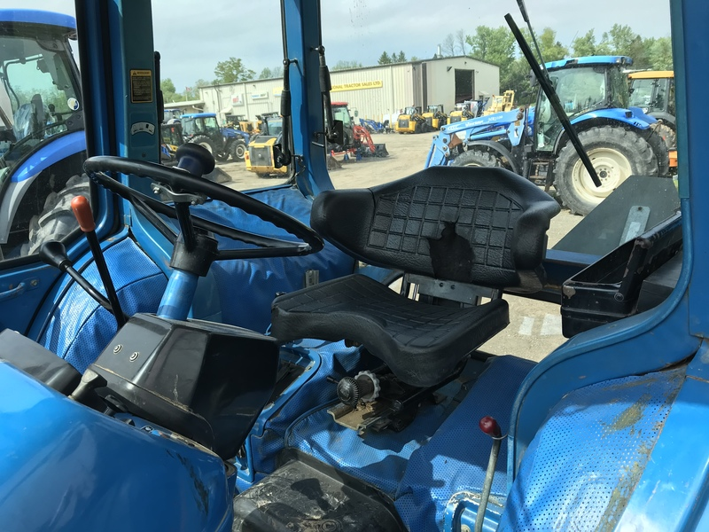 Ford 5610 tractor with cab for sale