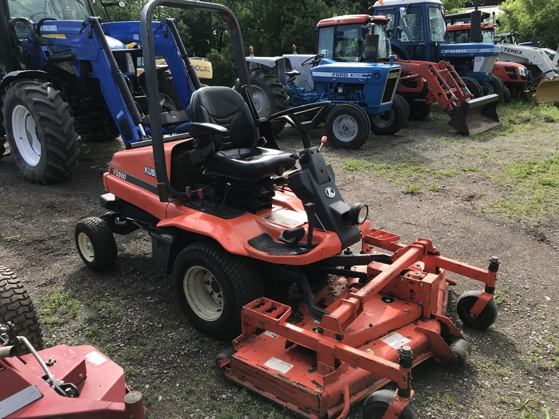 Kubota 2560 Front Deck Mower for sale