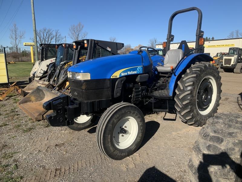 New Holland TT50 Tractor