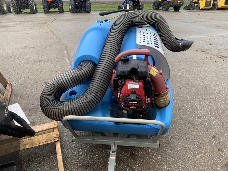 Greystone MAXIVAC Vacuum system