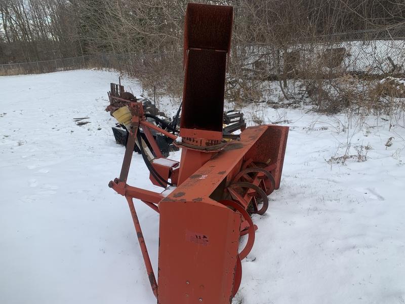 """Pronovost 94"""" snowblower for sale"""