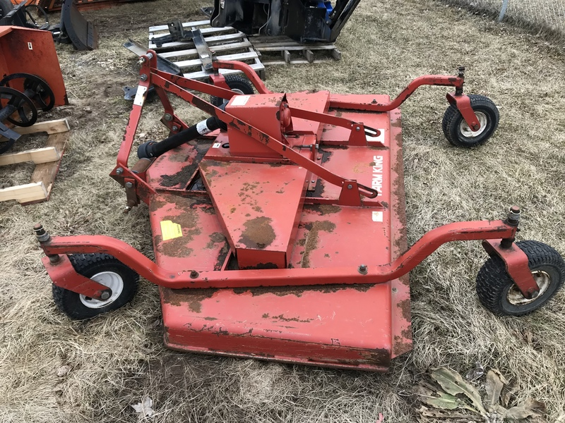 "Farm King 84"" finishing mower"