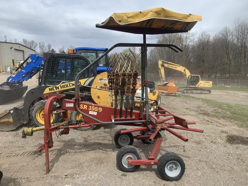 Sitrex 350/9 rotary rake