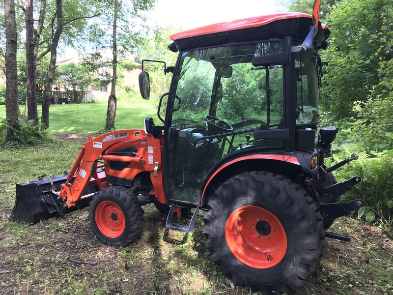 REGIONAL TRACTOR   Tractor Details