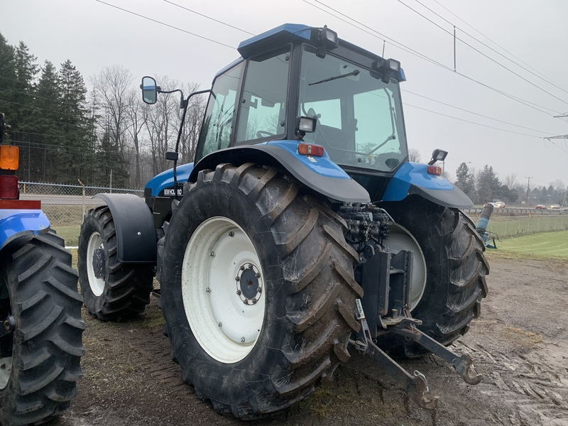 Ford 8360 Tractor