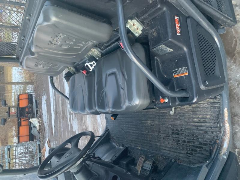 Kubota RTV X900 diesel UTV for sale