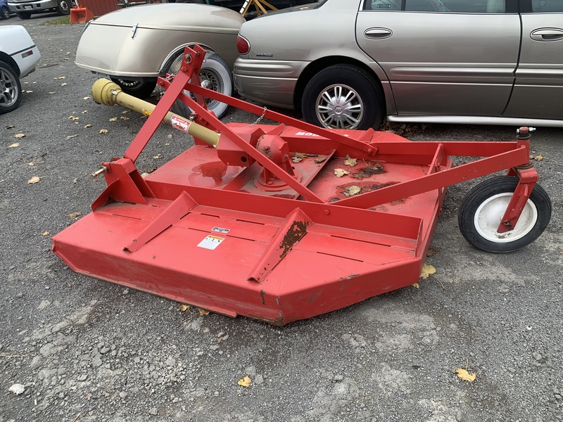 Lucknow 6' Rotary Cutter Bush Hog
