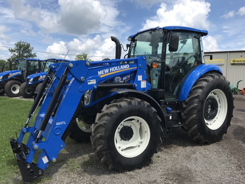 New Holland T4.90 Tractor Loader for sale