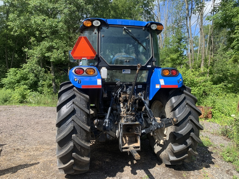 New Holland T4.100 loader tractor for sale