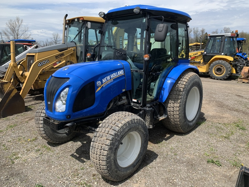 New Holland Boomer 55 tractor