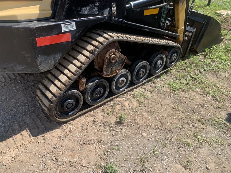 ASV PT30 compact track loader