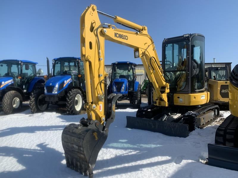 Kobelco SK35 mini excavator for sale