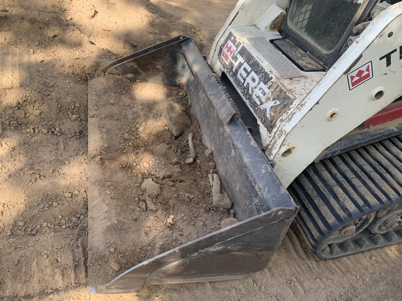 Terex PT60/R190T compact track loader