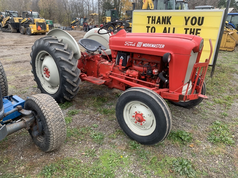 Ford 601 tractor