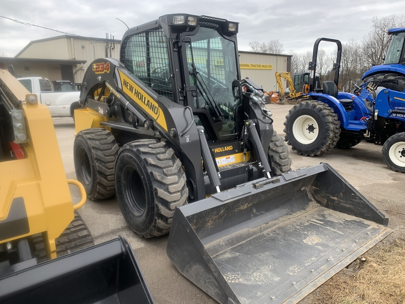 New Holland L234 Skid Steer Loader