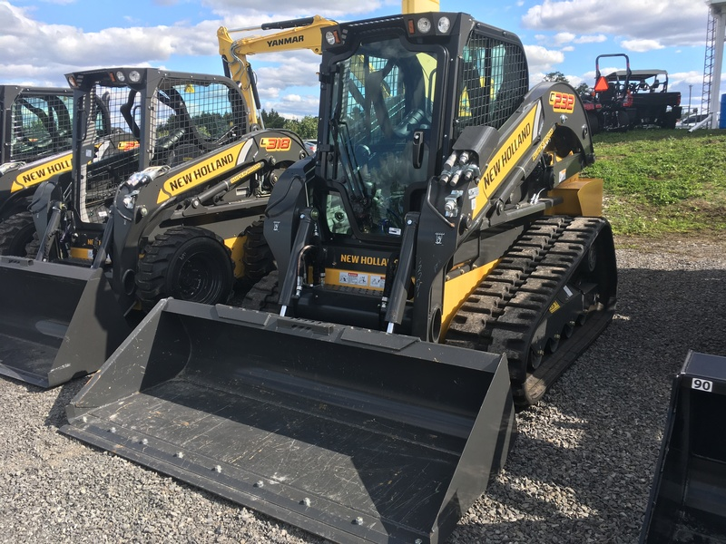 2019 NEW HOLLAND C232 COMPACT TRACK LOADER